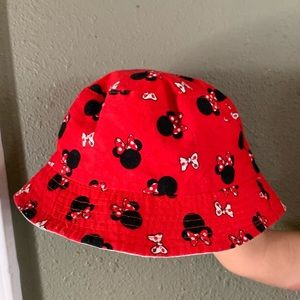 Disney Minnie Mouse sun hat